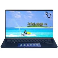 ASUS ZenBook 14 Intel Core i5-1021U 8GB RAM 16GB Optane 256GB SSD 14andquot; Full HD Touchscreen Windows 10 Home Laptop - UX434FAC-AI246T