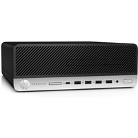 HP ProDesk 405 G4 SFF Desktop PC, AMD Ryzen 5 PRO 2400G 3.6 GHz, 16GB RAM, 256GB SSD, AMD RX Vega 11, Windows 10 Pro 64