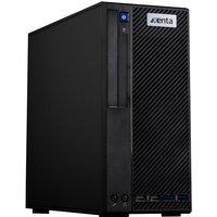 'Xenta Sff Desktop Pc, Amd Ryzen 5 3400g, 8gb Ddr4, 240gb Ssd, Wifi, No Operating System