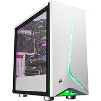 AlphaSync Gaming Desktop PC, Intel Core i7-9700F 3GHz, 16GB 3000MHz Vengeance RGB, 4TB Seagate Barracuda, 500GB Samsung 970 EVO Plus V-NAND M.2, ASUS DUAL RTX2080S 8G EVO GPU, WIFI, Windows 10 Home