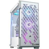 AlphaSync Gaming Desktop PC, Intel Core i5-10600K 4.1GHz, 16GB RAM, 2TB HDD, 240GB M.2 SSD, MSI GeForce RTX 2060 Super, WIFI, Windows 10 Home