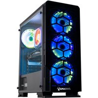 AlphaSync Gaming Desktop PC, AMD Ryzen 7 2700X, 16GB RAM, 1TB HDD, 240GB SSD, Gigabyte RTX 2070 Windforce, WIFI, Windows 10 Home