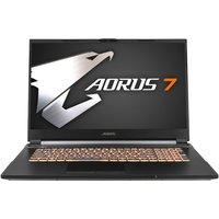 Aorus 7 Core i7 16GB 512GB SSD 1TB HDD GTX 1660Ti 17.3andquot; Win10 Home Gaming Laptop