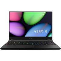 Gigabyte Aero 15 Core i7 16GB 512GB SSD RTX 2070 MaxQ 15.6andquot; Win10 Home Gaming Laptop