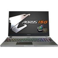 Aorus 15G Core i7 16GB 512GB SSD RTX 2080 Super MaxQ 15.6andquot; Win10 Home Gaming Laptop