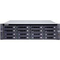 QNAP TVS-1672XU-RP-i3-8G - 16 Bay Rack NAS Enclosure - 8GB RAM