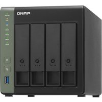 Image of QNAP TS-431X3-4G - 4 Bay Desktop NAS Enclosure - 4GB RAM