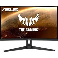 """'Asus Vg27vh1b 27"""" Curved Full Hd 165hz 1ms Gaming Monitor"""