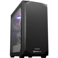 AlphaSync Gaming Desktop PC, AMD Ryzen 7 3800X, 16GB RAM, 2TB HDD, 500GB SSD, ASUS TUF RTX 3080 10GB, WIFI AC1200, Windows 10 Home