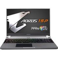 Aorus 15P Core i7 16GB 512GB SSD RTX 2070 MaxQ 15.6andquot; Win10 Home Gaming Laptop