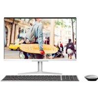 Medion E27401 AIO Desktop PC, Intel Core i7-1065G1 1.3GHz, 8GB RAM, 1TB HDD, 256GB SSD, 27andquot; Full HD Display, Intel UHD,WIFI,  Windows 10