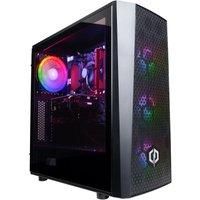 Cyberpower Gaming Desktop PC, AMD Ryzen 3400G 3.7GHz, 8GB DDR4, 1TB HDD, Radeon Vega 11, WIFI, Windows 10 Home