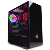 Cyberpower Gaming Desktop PC, Intel Core i5-9400F 3.6GHz, 16GB DDR4, 1TB HDD, 500GB SSD, NVIDIA GeForce GTX 1660, WIFI, Windows 10 Home