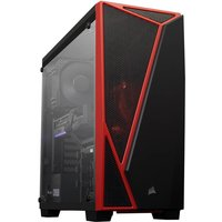 AlphaSync Gaming Desktop PC, Intel Core i7-9700F, 16GB DDR4, 2TB HDD, 500GB SSD, NVIDIA GeForce RTX 3070 8GB, Windows 10 Home