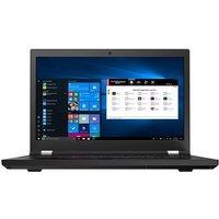 Lenovo ThinkPad P15 Gen 1 Core i7 vPro 16GB 512GB SSD Quadro T2000 15.6andquot; Win10 Pro Laptop Workstation