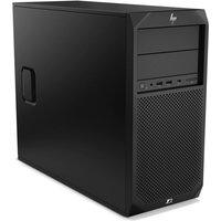 HP Z2 G4 TWR Workstation Desktop PC, Intel Core i5-9500 3GHz, 16GB RAM, 256GB SSD, NVIDIA Quadro P620 2GB, Windows 10 Pro 64, 3 Year
