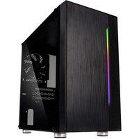 Kolink Inspire Series K6 ARGB Micro-ATX Case - Black