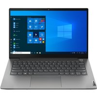 "Image of Lenovo ThinkBook 14 G2 Ryzen 5 8GB 256GB SSD 14"" Win10 Pro Laptop"