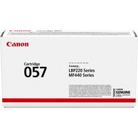 Image of Canon 057 Black Toner Cartridge