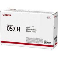 Image of Canon 057H High Yield Black Toner Cartridge