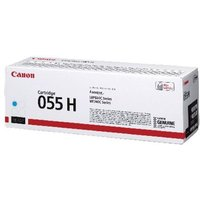 Image of Canon 055 High Yield Cyan Toner Cartridge