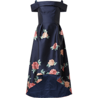 CHI CHI London Cocktailkleid im Cold Shoulder Look Modell 'Lolina'