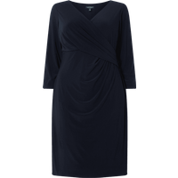 Lauren Ralph Lauren Curve PLUS SIZE Kleid in Wickel-Optik