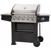 156cm Dominica Gas Barbecue with 5 Burners