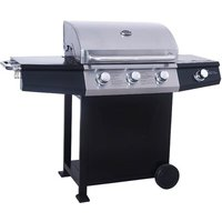 143 cm St Vincent Gas Barbecue with 3 Burners