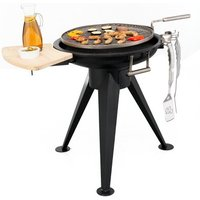 55cm Lamont Portable Charcoal Barbecue