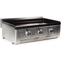 80cm 3 Burner Plancha Gas Barbecue