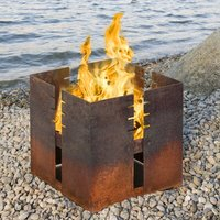 Fidibus Steel Fire Pit