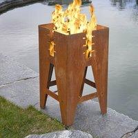 Fiesta Steel Fire Pit