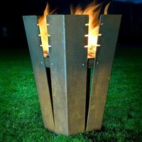 Fuji Steel Fire Pit