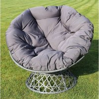 Coco Swivel Armchair