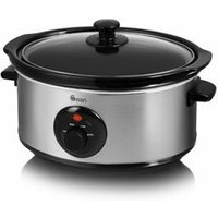 Stainless Steel 3.5 L Slow Cooker