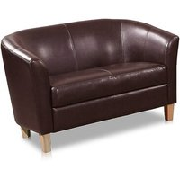 Ruth 2 Seater Loveseat Sofa