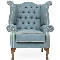 Handmade Queen Anne Armchair