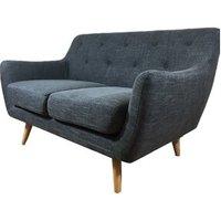 Barr Retro Scandinavian Compact 2 Seater Loveseat