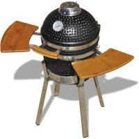Kamado 21cm Charcoal/Wood Barbecue
