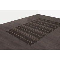 newton black area rug
