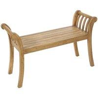 Issa Wood Hallway Bench