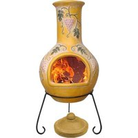 Extra Large Wood Chiminea