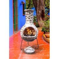 Cantera Mexican Chimenea