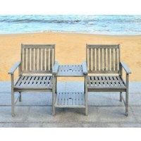 Cartagena Wooden Love Seat