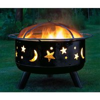 Fascinating Steel Fire Pit