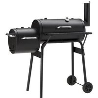 53 cm Tennessee 100 Charcoal Barbecue with Smoker
