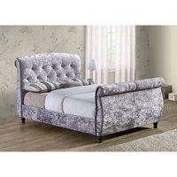 Tatum Upholstered Sleigh Bed