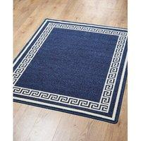 gelmat athens blue area rug