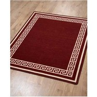 gelmat athens red area rug
